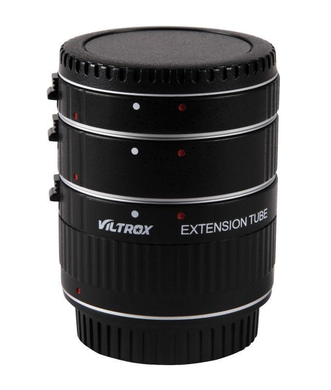Макрокольцо VILTROX DG-C Macro Extension Tube Set, линзы/конвертеры для Canon
