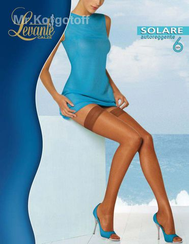 Чулки Levante Solare 6 (чулки)
