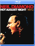Neil Diamond / Hot August Night NYC - Live From Madison Square Garden (Blu-ray)