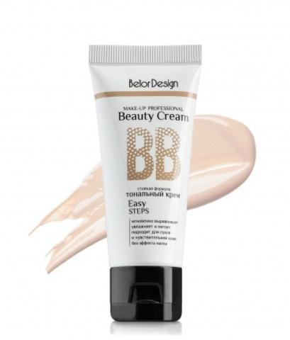 BelorDesign Beauty cream Тональный BB крем тон 100 32г