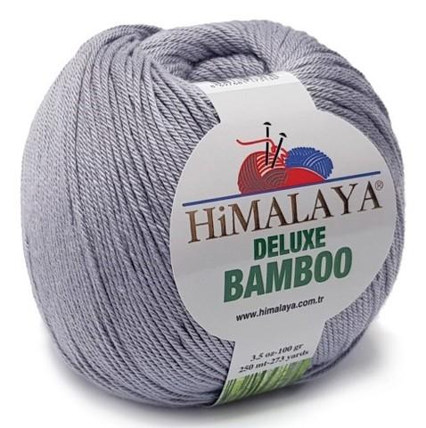 Пряжа Himalaya Deluxe Bamboo 124-36 дымка