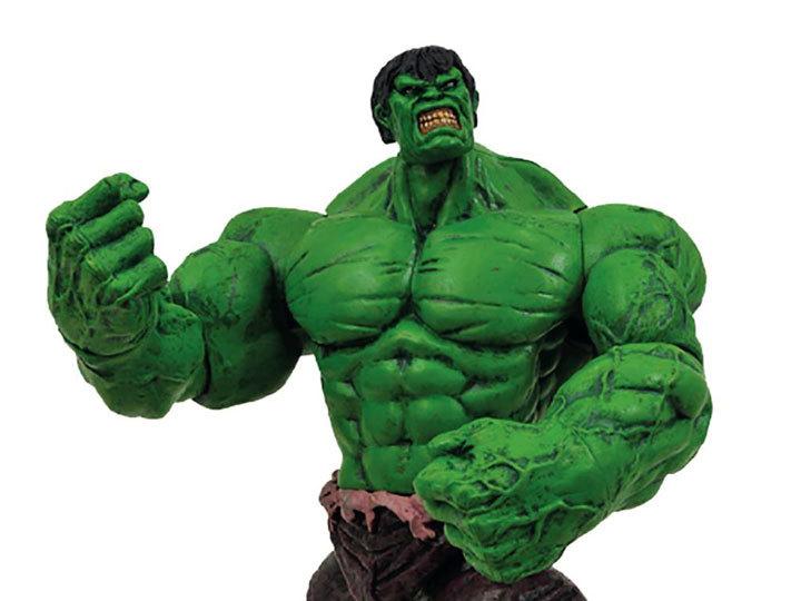 Фигурка Невероятный Халк (Incredible Hulk) - Marvel Select