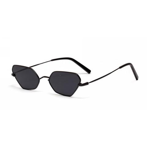 Солнцезащитные очки 1182001s Черный - фото