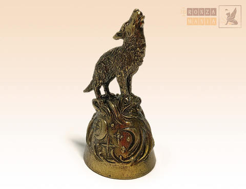 колокольчик Волк