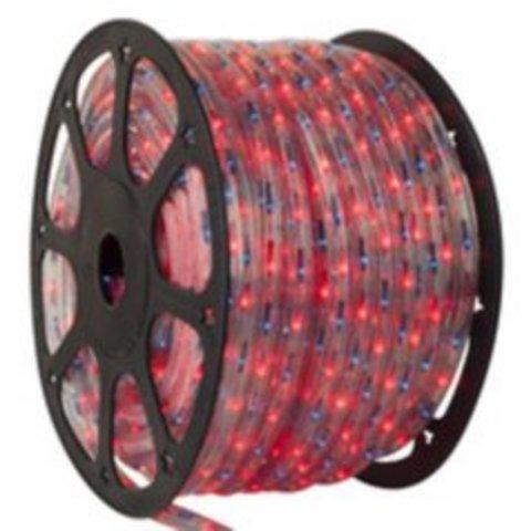 Разноцветный шланг дюралайт гирлянда светодиодная LED Delux 2wrl