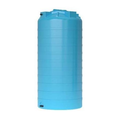 Бак для воды АКВАТЕК ATV 750 (с поплавком, цвет синий)