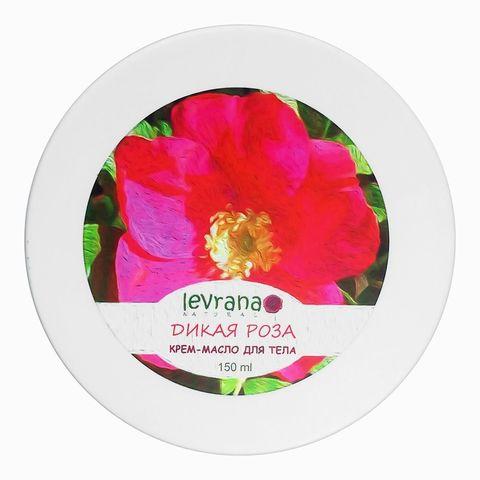 Крем-масло для тела Дикая Роза, Levrana