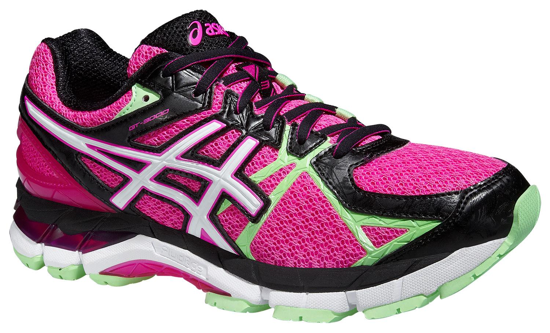 Женские кроссовки для бега Asics GT-3000 3 (T561N 3501) розовые