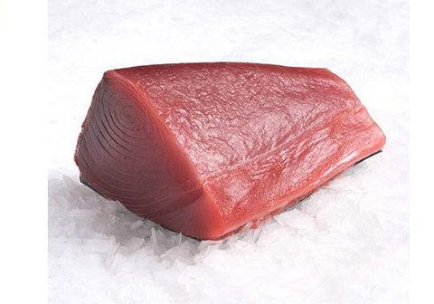 Тунец Yellowfin филе замороженное~600г