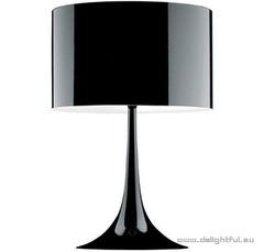 лампа  flos spun table lamp  T1 (68 см)