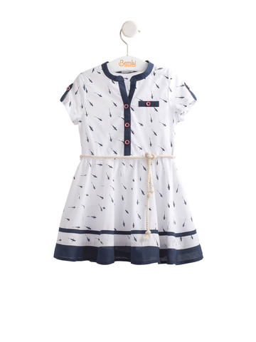 ПЛ202 Платье для девочки