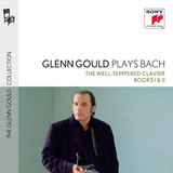 Glenn Gould Plays Bach: The Well-Tempered Clavier Books I & II (4CD)
