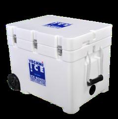 Изотермический контейнер Techniice Гарант 85L на колесах