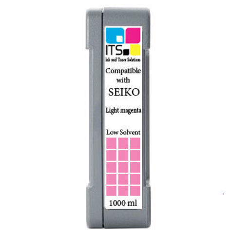 Картридж для Seiko 64S / 100S Light Magenta 1000 мл