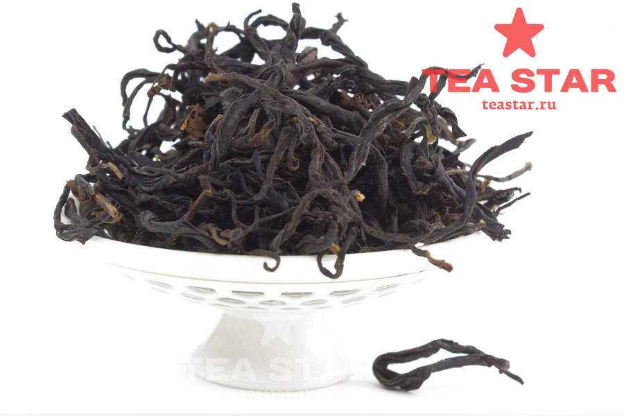 Черный чай Дикорастущий красный чай со старых деревьев, Е Шен Лао Хун Ча, 50 гр. Wild_dian_gong.jpg