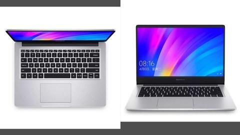 "Ноутбук Xiaomi RedmiBook 14 2019 (Intel Core i3 8145U 2100 MHz/14""/1920x1080/4GB/256GB SSD/DVD нет/Intel UHD Graphics 620/Wi-Fi/Bluetooth/Windows 10 Home) Silver"