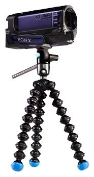 Гибкий штатив JOBY GorillaPod Video для компактных фотоаппаратов.