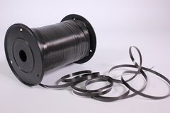 Лента простая (0,5см*500м) Черная