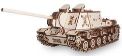 Конструктор деревянный 3D EWA Танк ИСУ-152