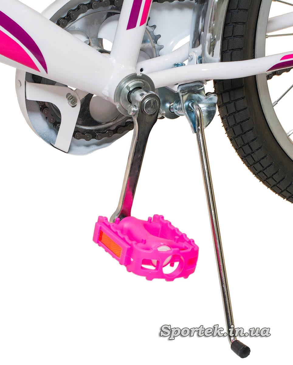 Подножка велосипеда для девочек Formula Fitness 2015