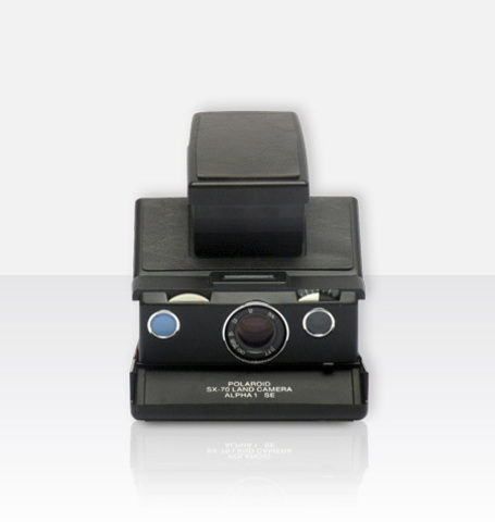 Polaroid SX-70 Alpha 1 SE (by MiNT)