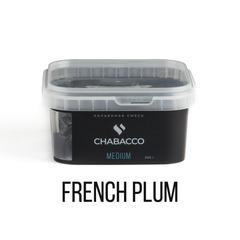Chabacco Medium 200 г - French Plum (Чернослив)