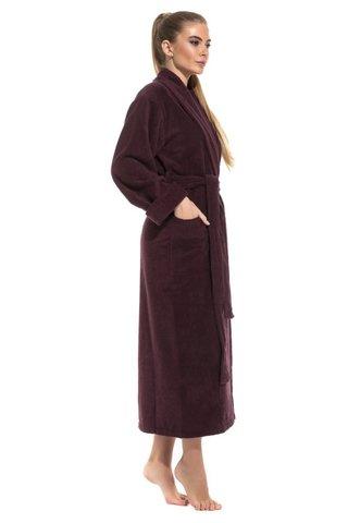 Махровый женский халат 740 EvaTeks Россия
