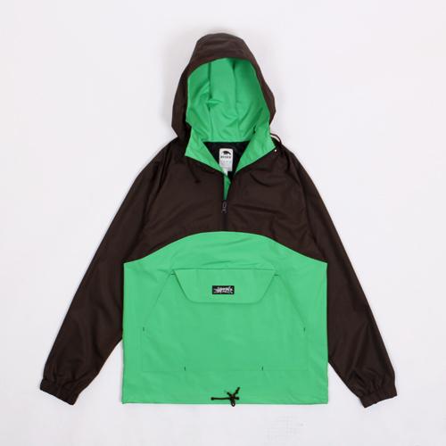 Анорак ANTEATER anorak-p_c green