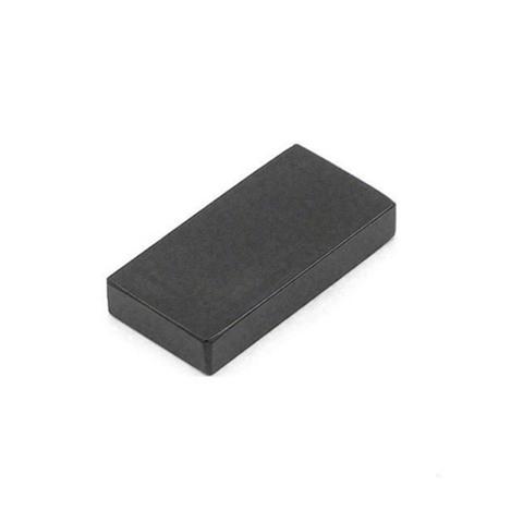 Магнит 20х6х2 мм, N50, эпоксидка, неодимовый блок