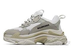 Кроссовки Balenciaga Triple S White Blanc