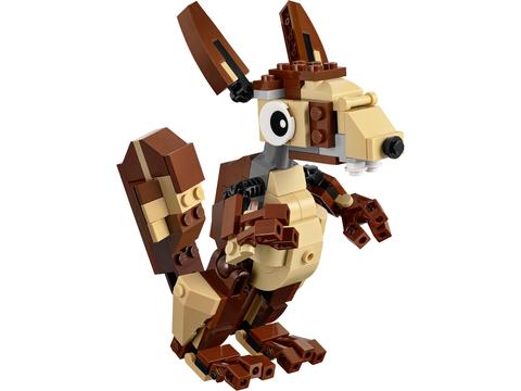 LEGO Creator: Озорные животные 31019