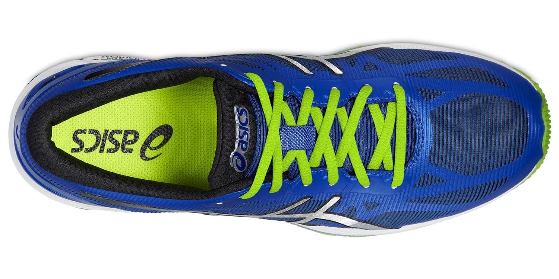 Мужские марафонки для бега Asics Gel-DS Trainer 20 (T528N 4293) синие фото