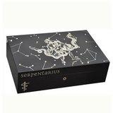 Хьюмидор Elie Bleu Zodiac Serpentarius Black Sycamore 110 cigars