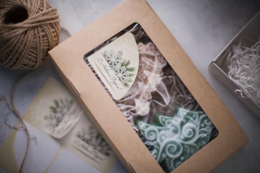 Коробка для мыла, размер 20х12х4 см