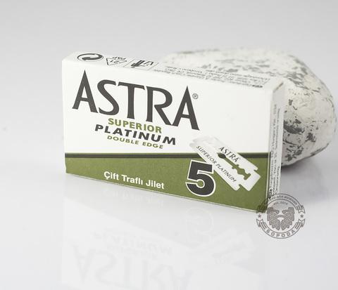 Сменные лезвия Astra Doulbe Edge (5 шт)