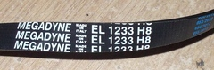 Ремень 1233H8 (1180mm) ARDO 651009076, 416004300