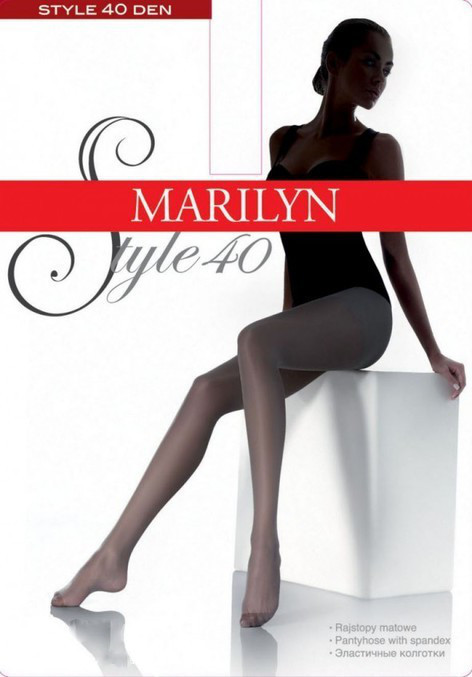 Колготки Marilyn Style 40
