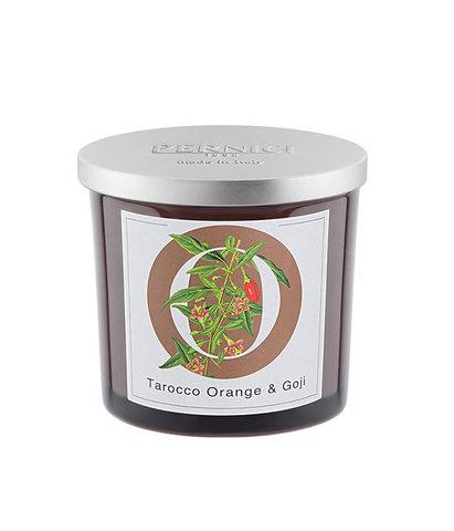 Свеча ароматическая Апельсин тарокко и Ягоды годжи, Pernici