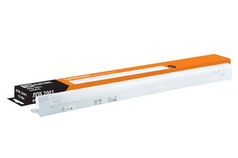 Светильник ЛПБ2001 13 Вт 230В Т5/G5 6400К TDM