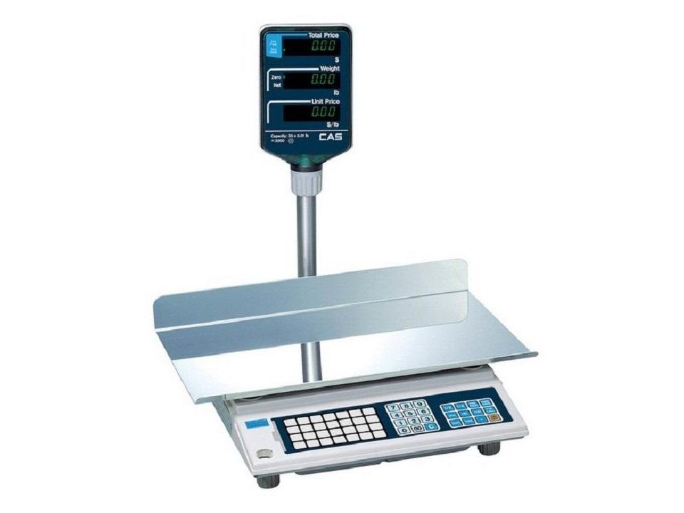 Электронные весы CAS AP-1BT