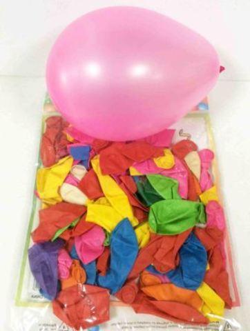 Набор шариков разноцветные 9