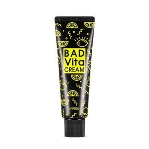 Крем для лица с витаминным комплексом A'PIEU Bad Vita Cream