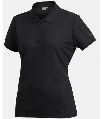 Рубашка-поло женская Craft Pique черная