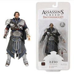 Assassin's Creed Brotherhood — Ezio Onyx Unhooded Costume