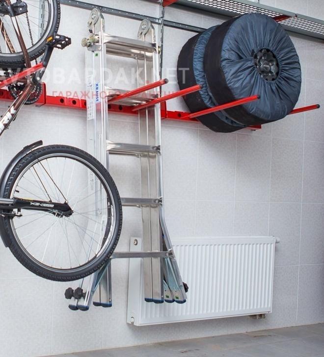Модуль IF — крепление для шин на стену