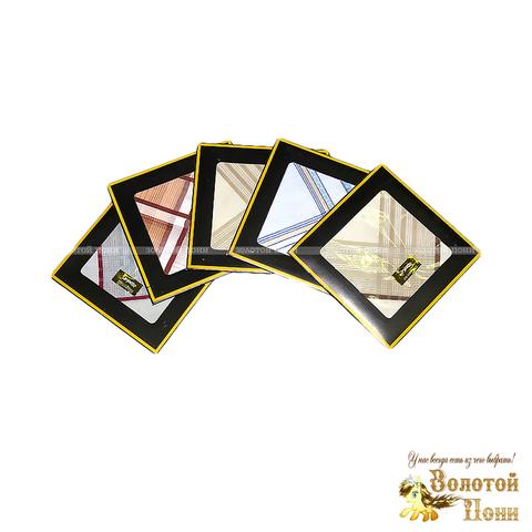 Платок мужской в коробке (40х40) 191203-PL1089