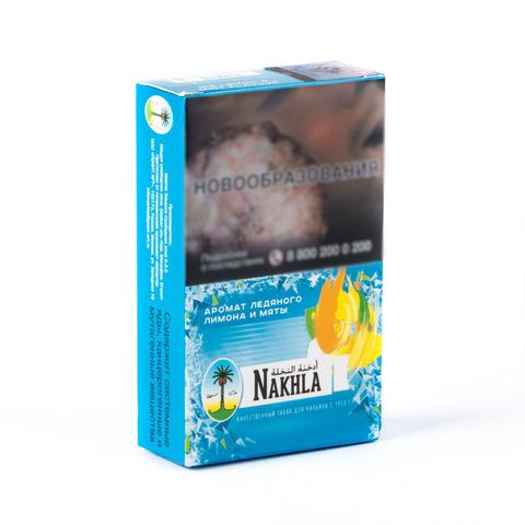 Табак Nakhla NEW Orig Лимон Мята Лед 50 г
