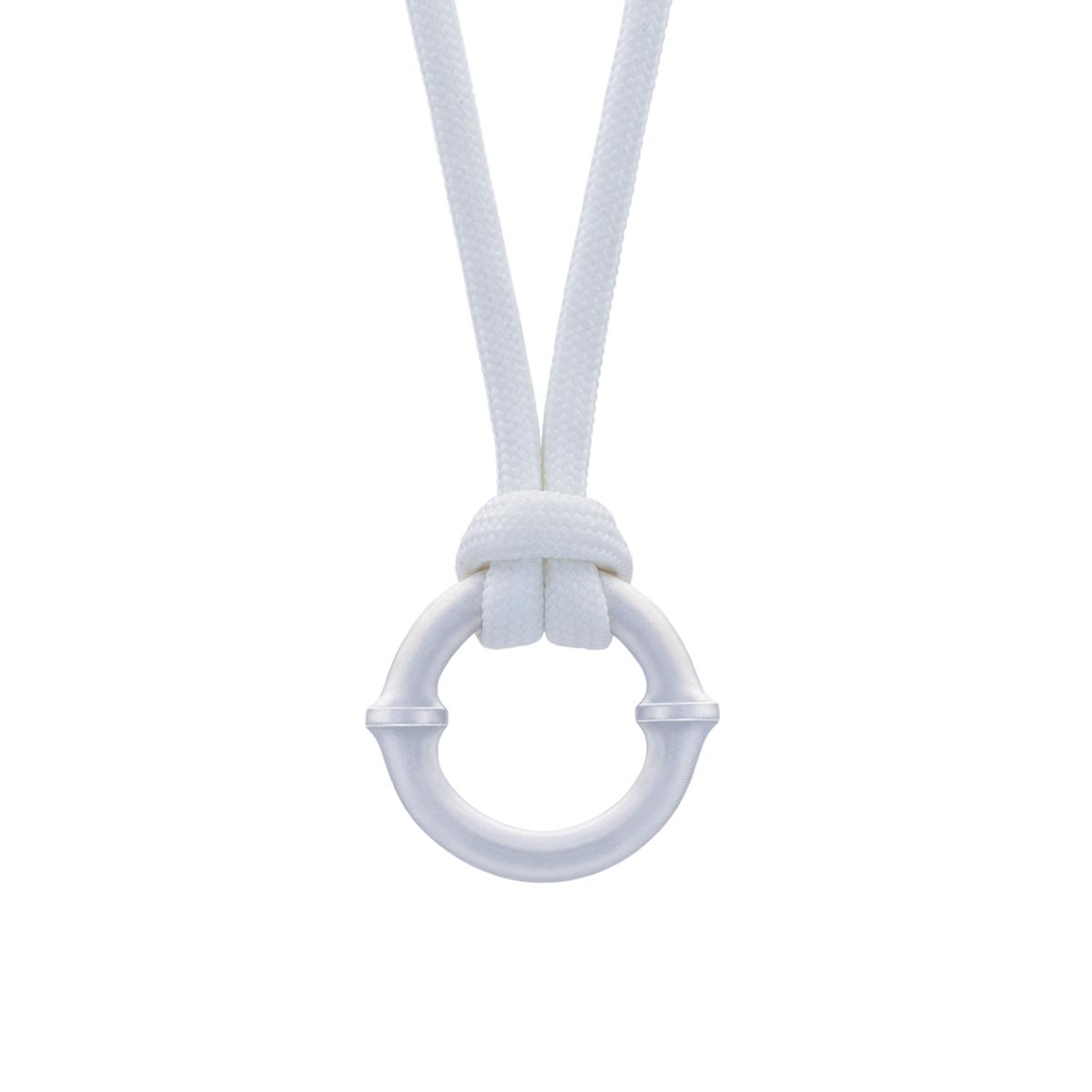 IOTA NECKALE / GLASSES HOLDER - WHITE