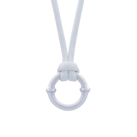 IOTA NECKALE / GLASSES HOLDER - WHITE