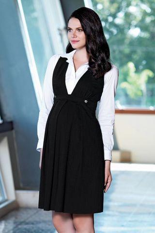 Платье 05484 черный